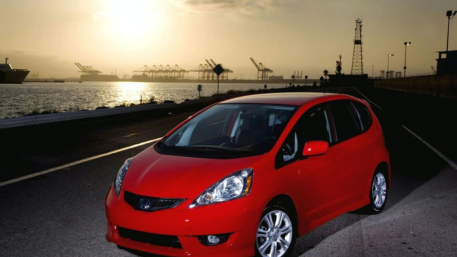 2009 Honda Fit Pricing Announced