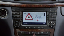 Mercedes Car-2-X Communication