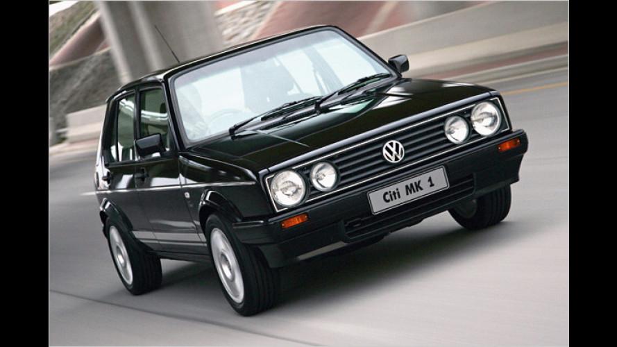 Aus für den VW Citi Golf: Ende einer Legende