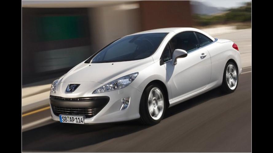 Mehr Leistung: Peugeot 308 CC mit 200 PS