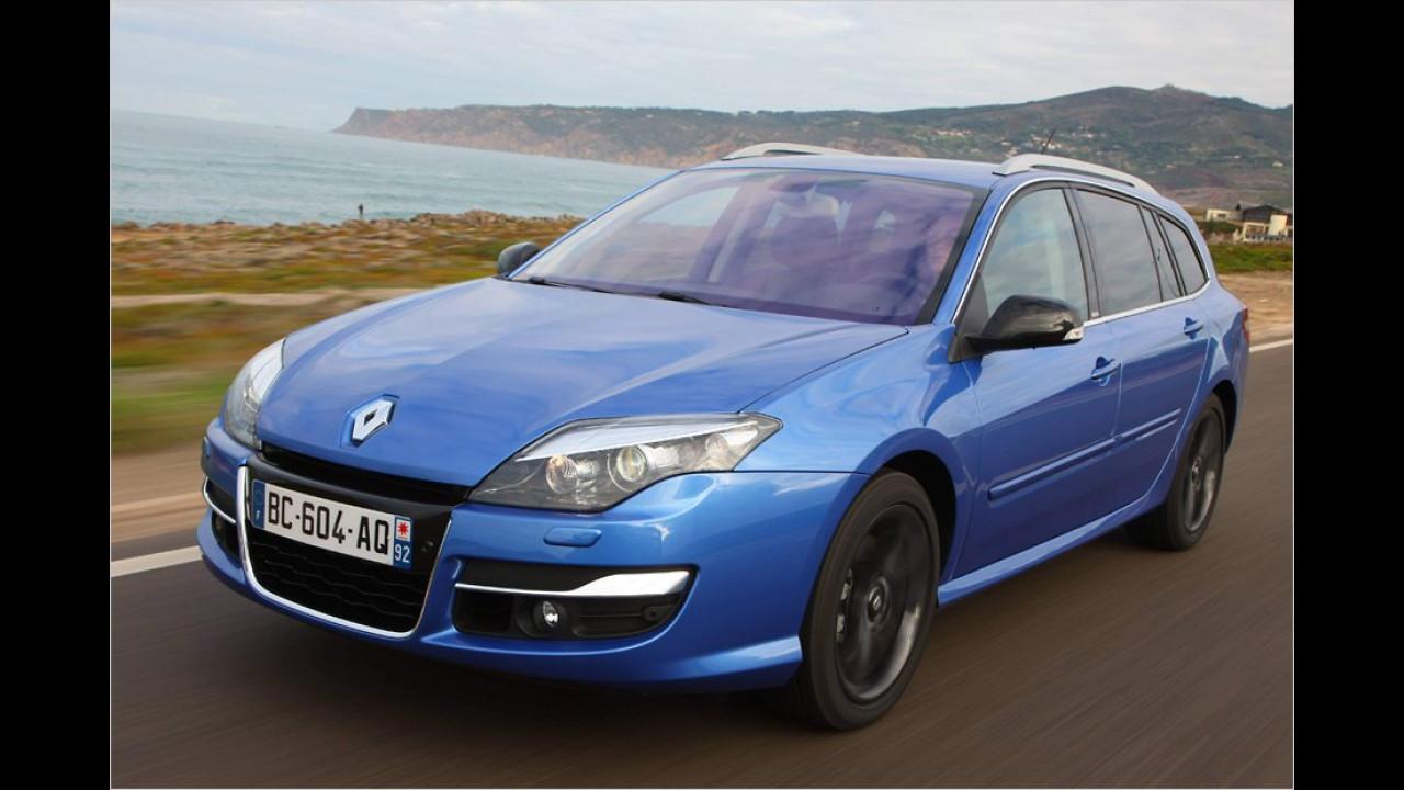 Renault Laguna Grandtour dCi 110