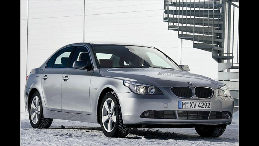 BMW: Neue Regelsysteme für bessere Fahrdynamik