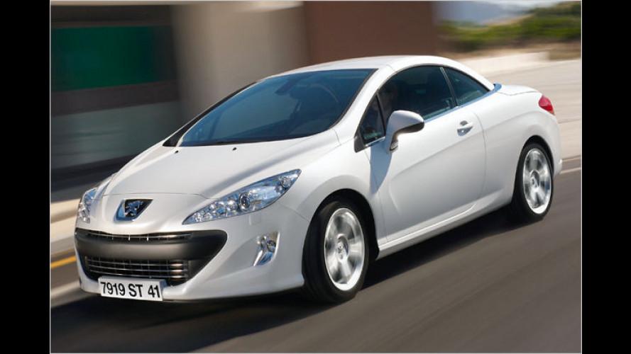Peugeot 308 CC: Der Neue steht in den Startlöchern