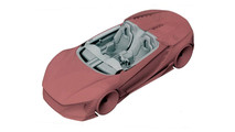Possible baby Honda NSX patent image