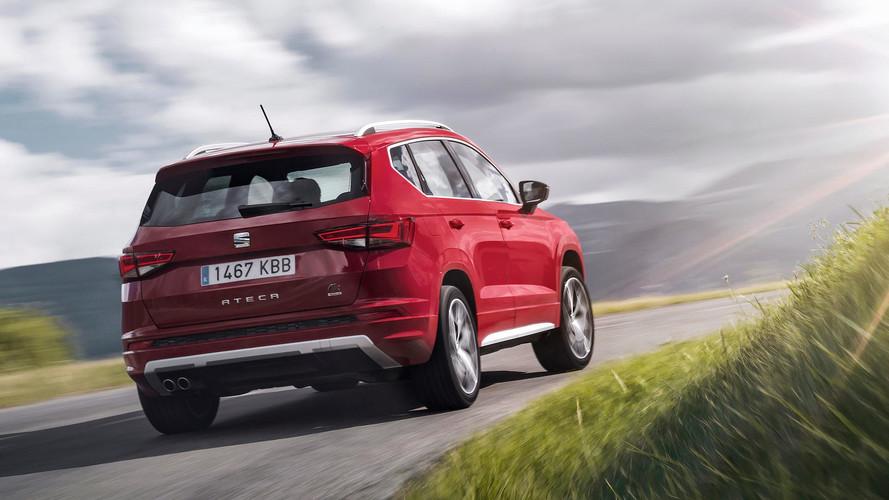 Probamos el SEAT Ateca FR 2017, el SUV más deportivo de la marca