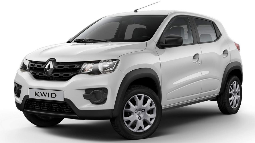 Vendas diretas em julho – Renault Kwid já figura entre top 50