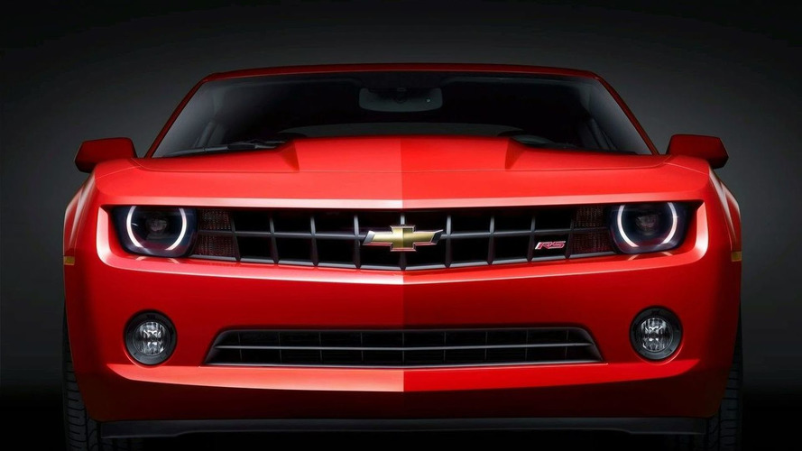 OFFICIAL: Chevy Camaro Details and Photos