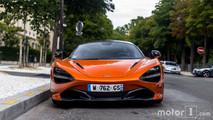 KVC - McLaren 720S à Paris