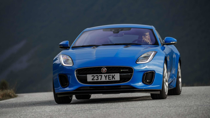 2017 Jaguar F-Type 2.0-litre Coupe First Drive: Is four greater than six?