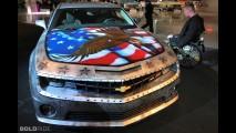 Chevrolet Camaro Military Tribute