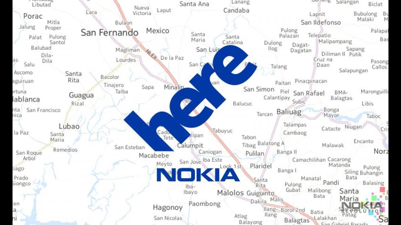 BMW, Audi e Mercedes compram o HERE maps da Nokia por US$ 3,1 bilhões