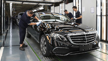 Mercedes builds one milionth car in China