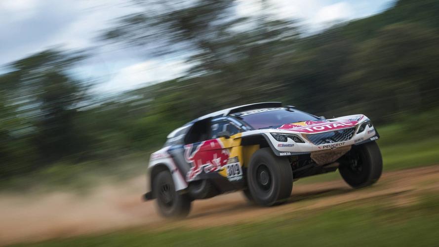 Dakar – 11e étape – Victoire de Loeb, Peterhansel proche de la victoire