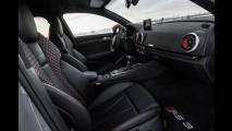 Audi lança RS 3 Sportback de 367 cv no Brasil por R$ 290.990