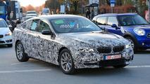 BMW 6 Serisi GT Casus fotoğraflar