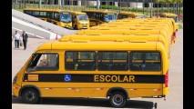 Contran define que transporte escolar deve ter cadeirinha para crianças