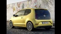 Volkswagen up! GTI pode surgir como rival alemão para o italiano Abarth 595