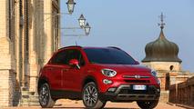 Fiat 500X rojo