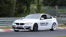 Lightweight BMW M4 Coupe spy photo