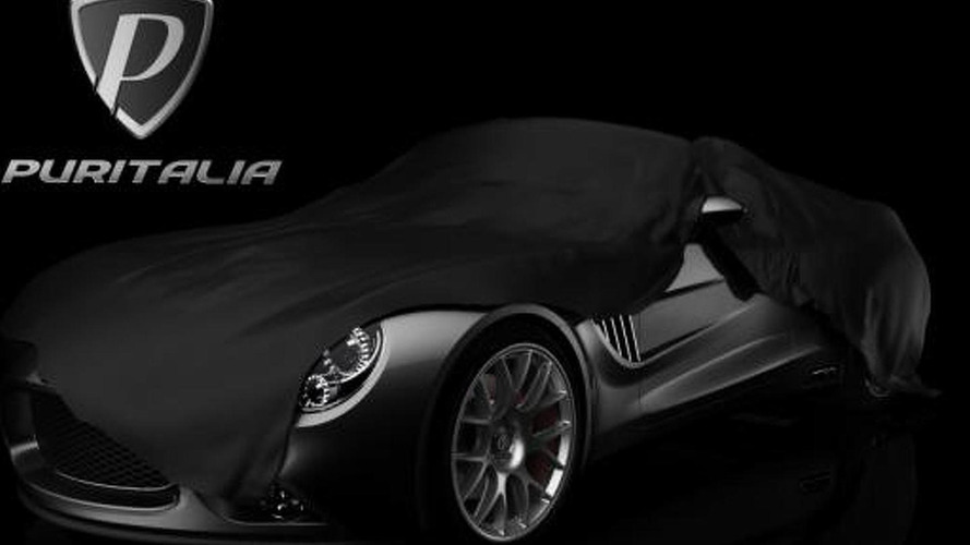 Puritalia 427 teased