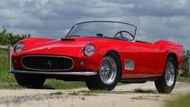 1957 Ferrari 250 GT LWB California Spider Prototype
