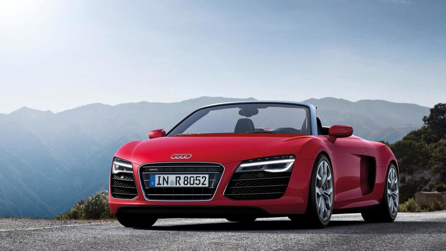 Audi's poll shows that two thirds of the convertibles in UK remain closed