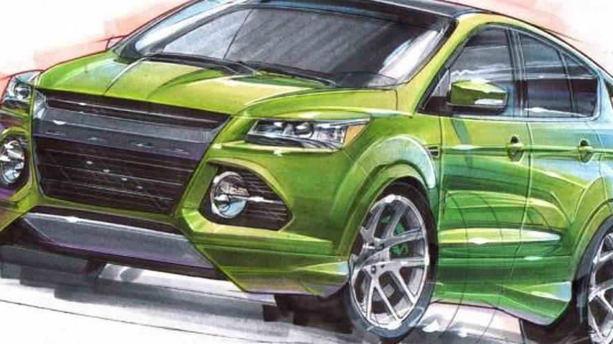 Ford bringing two custom Escapes at SEMA