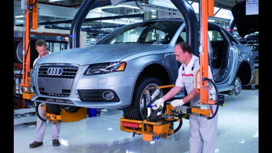 Confirmado: Fábrica da Audi na América do Norte será instalada no México
