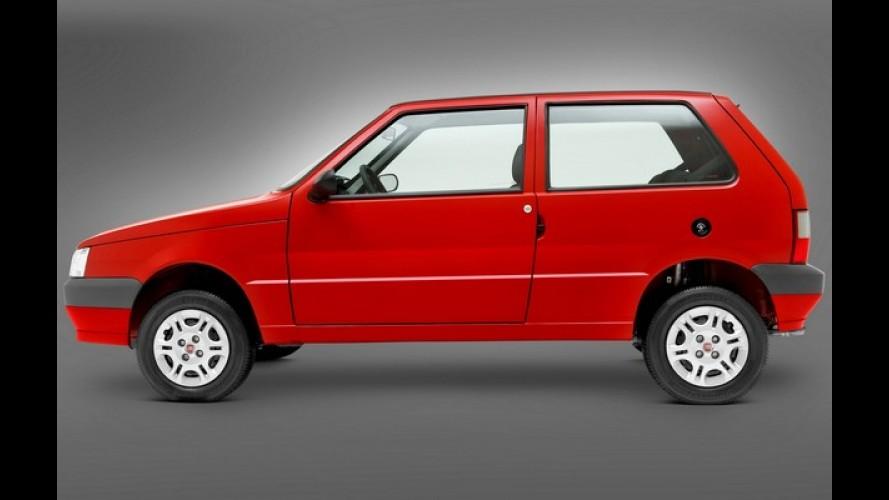 Fiat já produz o Grazie Mille, a série de despedida que chega em dezembro