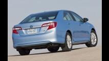 Face-lift de urgência: Toyota planeja fazer mudanças no Camry já em 2014