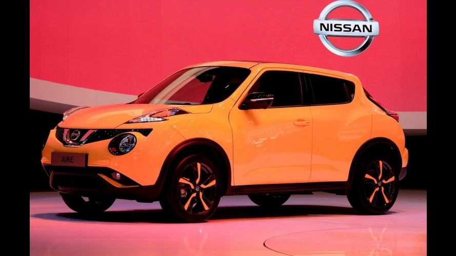 Nissan Juke ganha cara nova e motor 1.2 turbo de 115 cv em Genebra