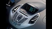 Agora sim: este é o interior do novo Ka com sistema Sync