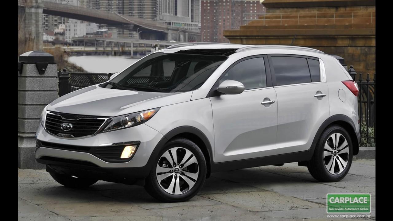 Coréia do Sul: Em mês de queda, Hyundai e Kia dominam vendas em junho
