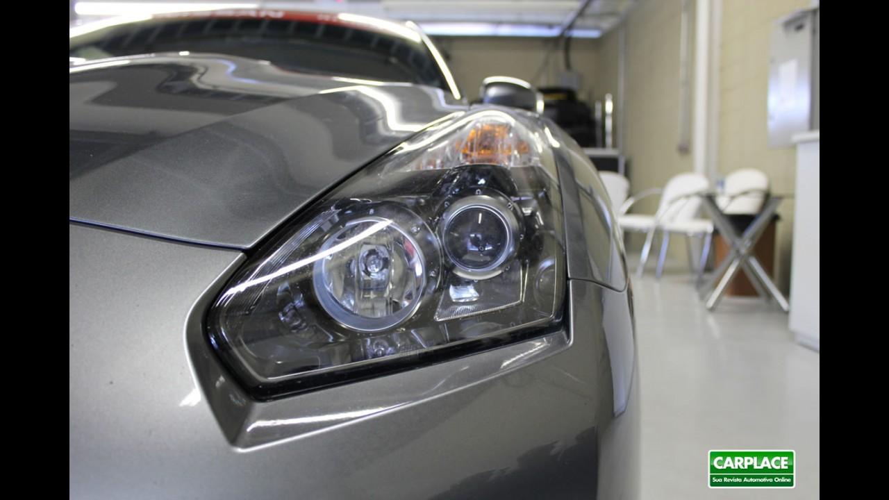 Fotos: Nissan GT-R no FIA GT1 World Championship em Interlagos