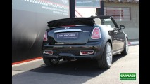 Diversão garantida: Fotos do MINI John Cooper Works Cabrio