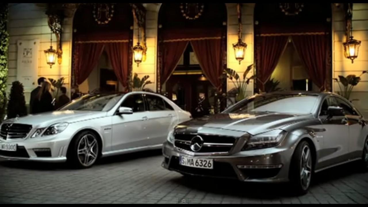 Mercedes realiza comercial bem-humorado para promover disputa na F1 2011