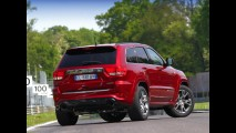 Galeria de Fotos: Jeep Grand Cherokee SRT8 2012