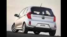 Kia Picanto 2013 chega ao mercado argentino custando o equivalente a R$ 35.800