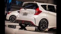 Nissan Note Nismo tem as primeiras fotos reveladas - veja galeria
