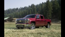 General Motors apresenta nova geração das picapes Chevrolet Silverado e GMC Sierra