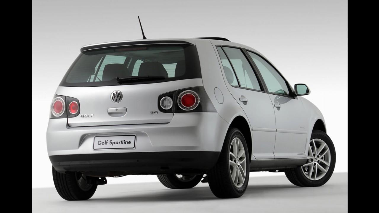 Volkswagen Golf atinge a marca de 500 mil unidades fabricadas no Brasil