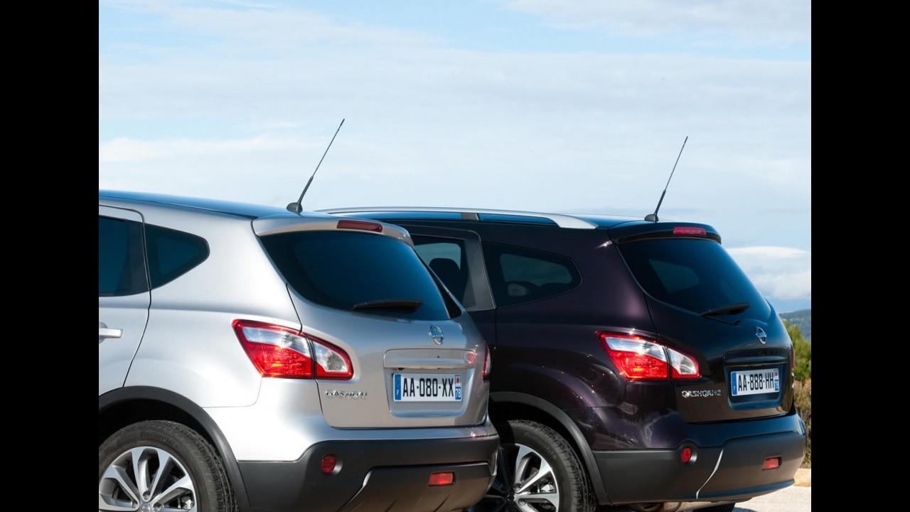 Fenômeno: Nissan comemora 1 milhão de Qashqai produzidos na Europa