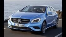 Mercedes Classe A reestilizado vai estrear em setembro