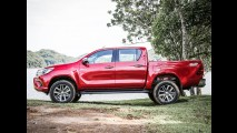 Toyota Hilux tem redução de preço de R$ 10 mil nas versões SR e SRV