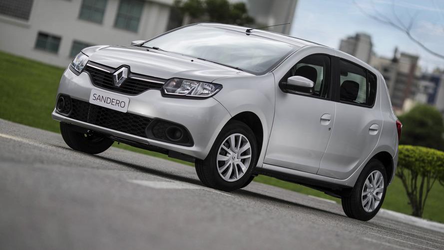 Renault Logan e Sandero trocarão de geração no final de 2019