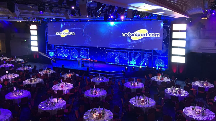 LIVE - Regardez les Autosport Awards en direct ici-même !