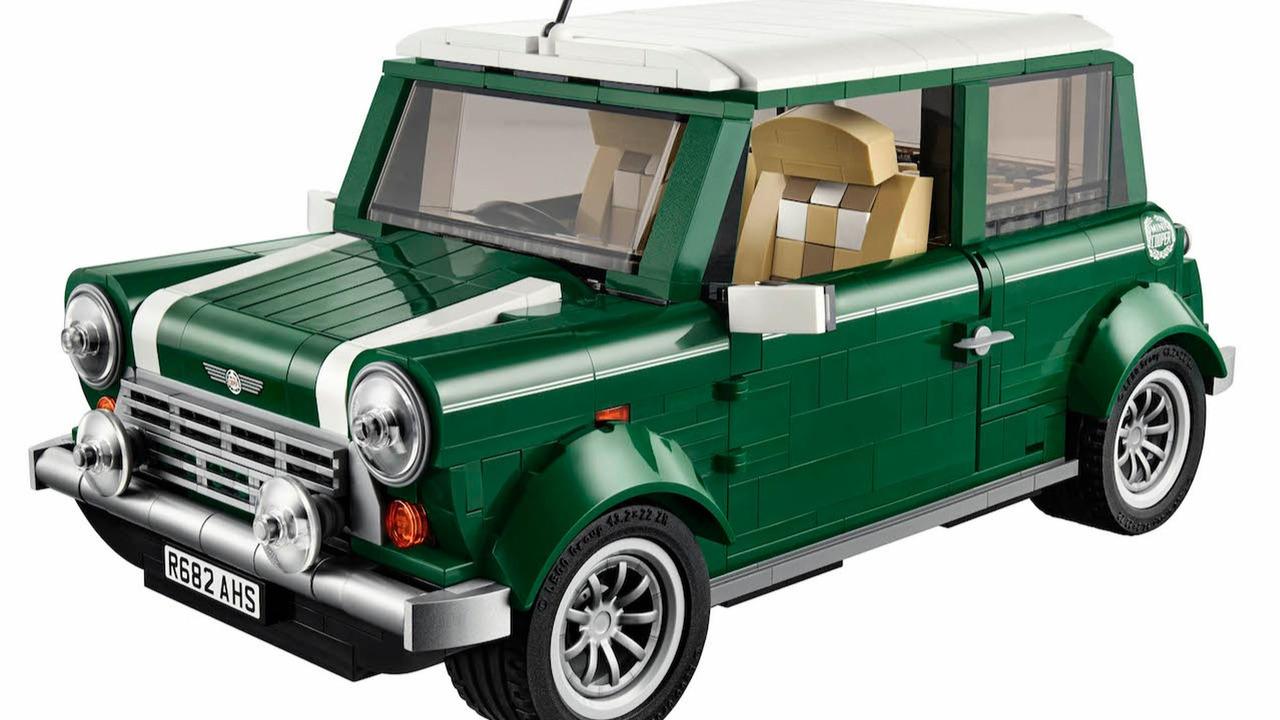 Mini Cooper Mark VII de Lego