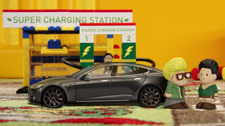 Video tries to argue EVs aren't green, only spreads misinformation
