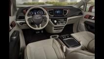 Chrysler Pacifica estará no Salão do Automóvel e começa a ser vendida em 2017