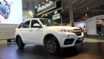 Salão do Automóvel: Lifan X60 2017 ganha reestilização e câmbio CVT